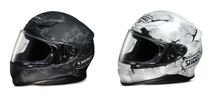 What Material Choices Are There in Motorcycle Helmet Construction?
