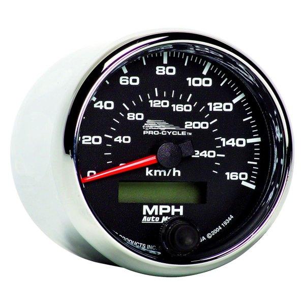 Auto Meter U00ae 19344  8 U0026quot  160 Mph  260