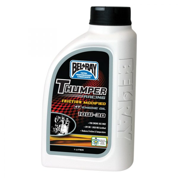 Bel-Ray® - Thumper® Racing Friction Modified SAE 10W-30 4T Engine Oil, 1 Liter
