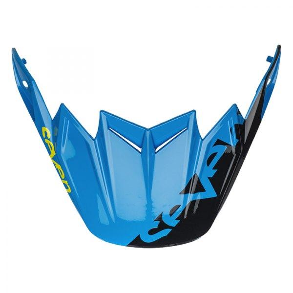 Seven Blue//Yellow Bell Moto-9 Flex Visor