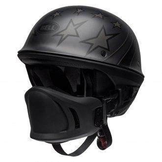 Half Shell Motorcycle Helmets Graphics Sun Visors