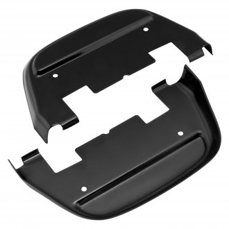 72979 Undercovers for Passenger Floorboards Chrome~ Bikers Choice