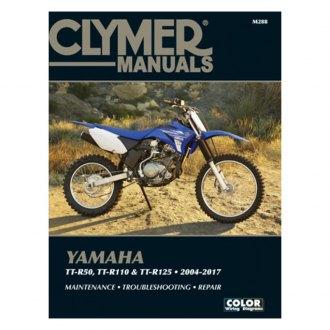 Yamaha Ttr125 Repair Manuals Exhaust Engine Body Motorcycleid Com
