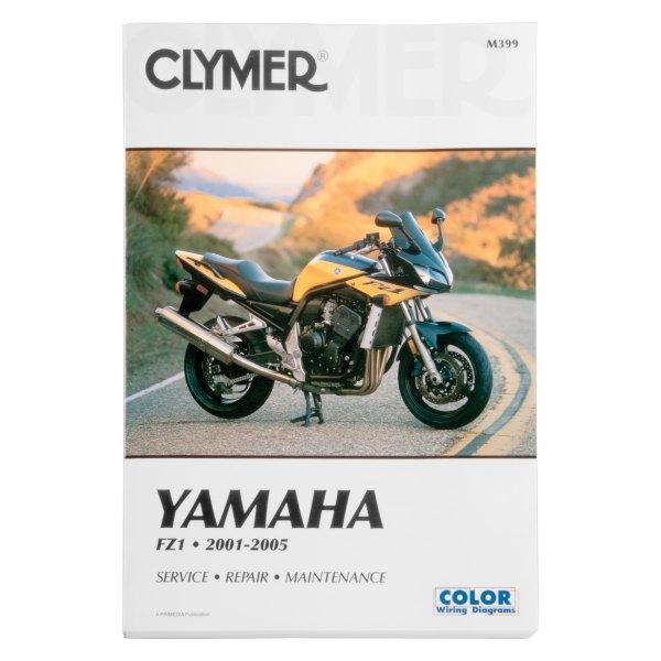 Clymer® M399 - Yamaha FZ1 2001-2005 Manual - MOTORCYCLEiD.comMOTORCYCLE iD