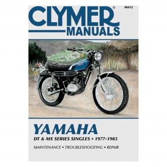 Yamaha DT 125 X 2006 Haynes Service Repair Manual 1655