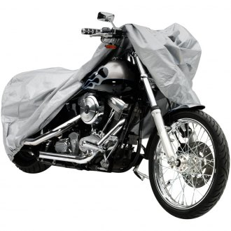 Deluxe Polyester Motorcycle Raincover Honda 600 FJS Silver Wing A 2004 RCODEL02