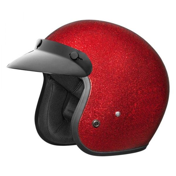 Daytona Helmets® - Cruiser Flake Open Face Helmet