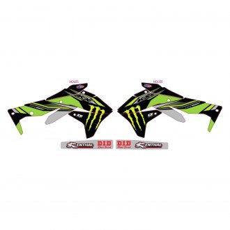 Kawasaki Motorcycle Graphics   Decals, Stickers, Wraps
