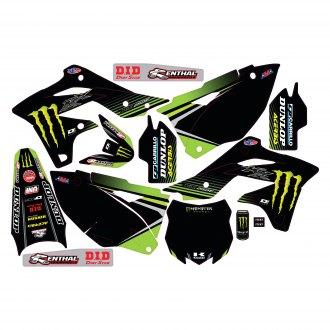 2014 Kawasaki KX250 Graphics, Decals, Stickers | Custom