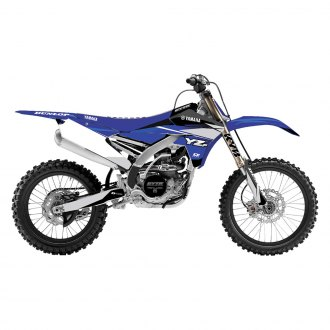 2013 Yamaha YZ250F Graphics, Decals, Stickers | Custom, Kits