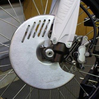 Devol Extreme Radiator Guards Aluminum KAWASAKI KDX220 KDX200