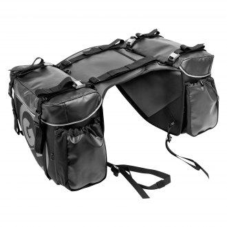 Suzuki Motorcycle Saddlebags | Leather, Canvas