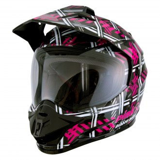 Women S Motorcycle Helmets Full Face Modular Open Face