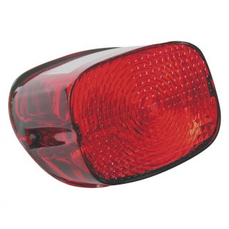 Top Zone Smoke LED-OEM Replacement Tail Light TZS-128-L-S
