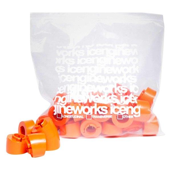 Orange 1-3//4 OD icengineworks 1750 Series PRO Full System