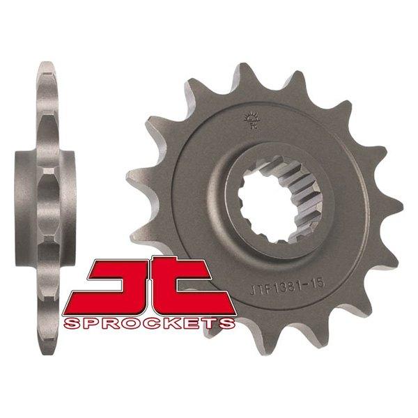 JT Sprockets JTF1381.15 Steel Front Countershaft Sprocket
