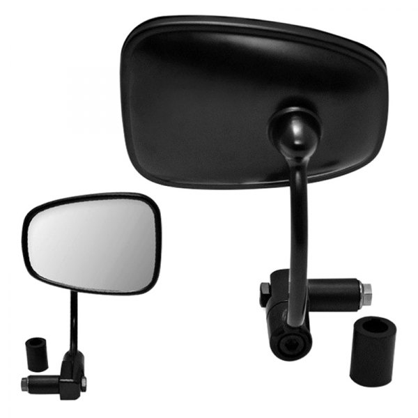 K Source® - Foldaway Left Side Black Mirror