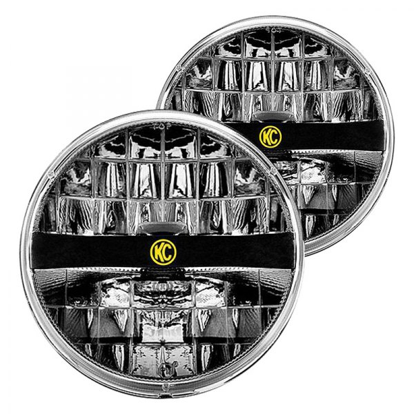 Kc Hilites 174 Round Sealed Beam Led Headlights