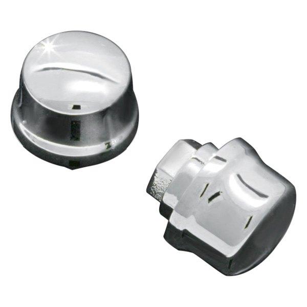Kuryakyn 4489 Domed End Cap for Stiletto Brake Pedal Pad