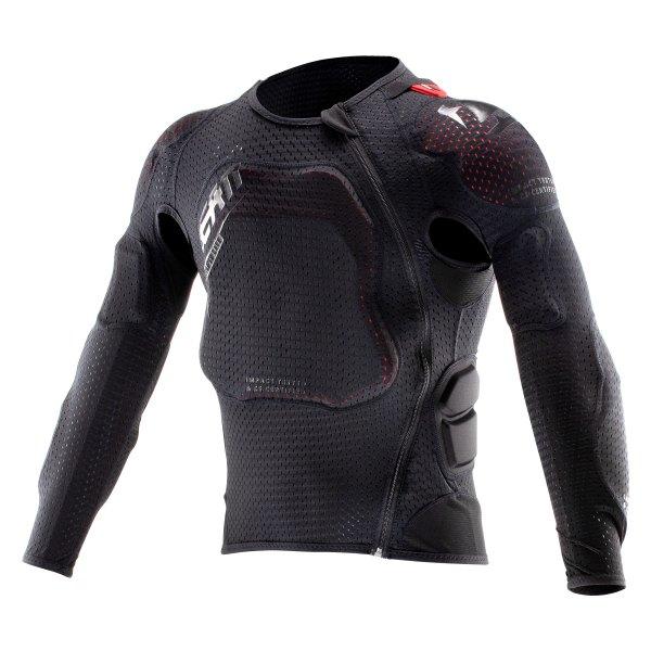 Leatt 3DF Back Protector Black, Large//X-Large