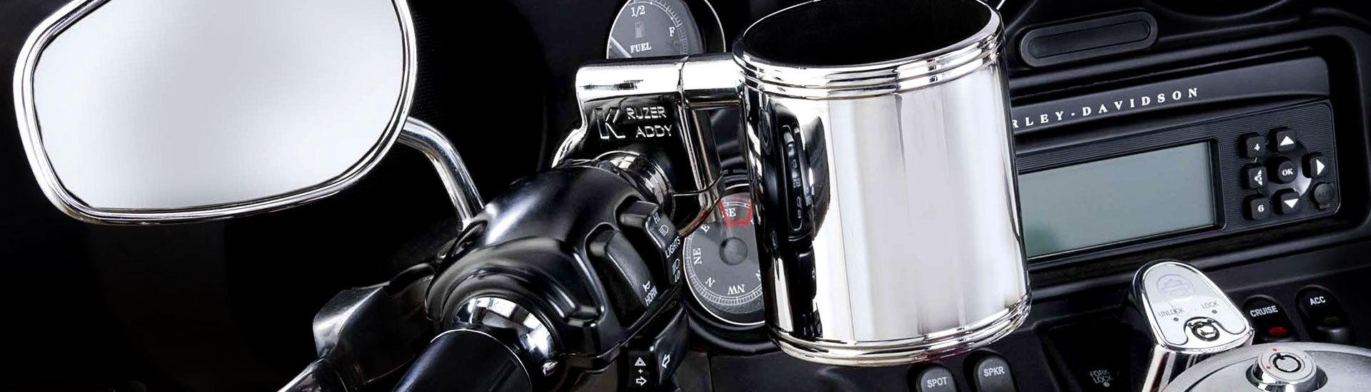 Keenso Motorbike Drink Cup Holder Plastic Water Beverage Support Handlebar Bottle Stand Adapter Motorcycle Water Bottle Cup Holder Black