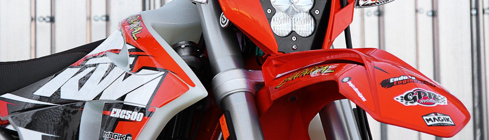 Motorcycle Graphics & Decals