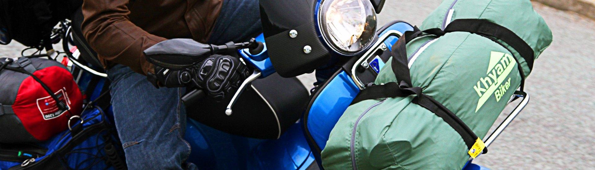 Motorcycle Luggage Systems & Saddlebags