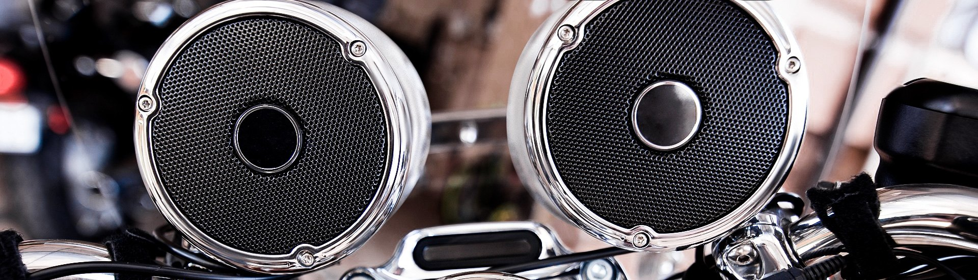 Motorcycle Sound Systems