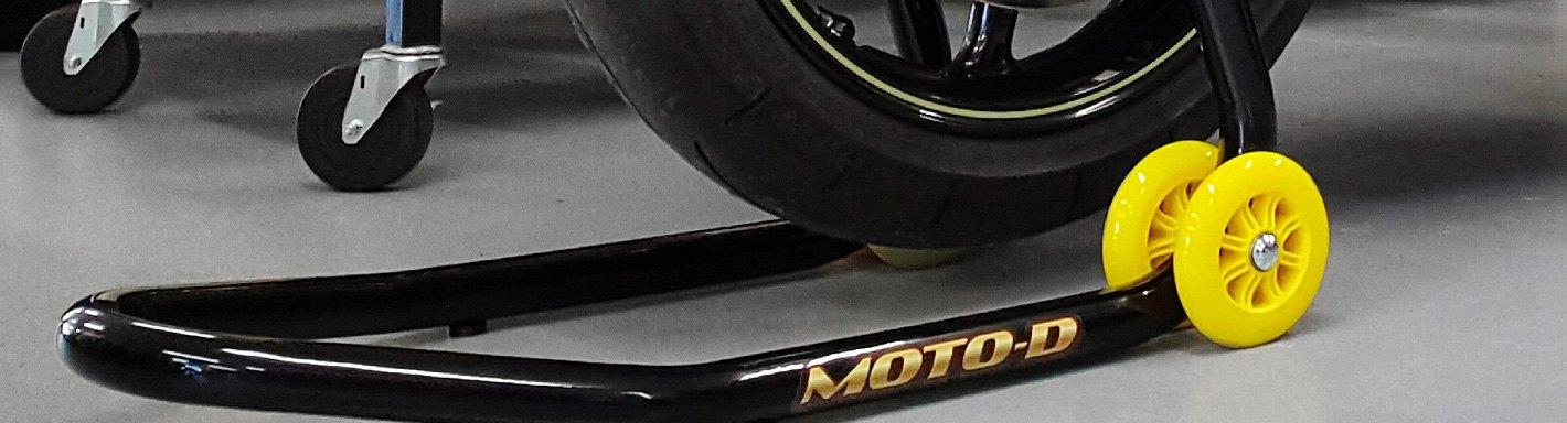 Motorcycle Rear Swingarm Paddle Wheel Lift Stand For Honda CBR 900RR 900 CBR900RR