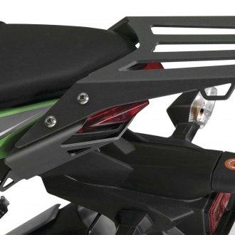 Kawasaki Sportstreet Bike Luggage Racks Universal Chrome Rear