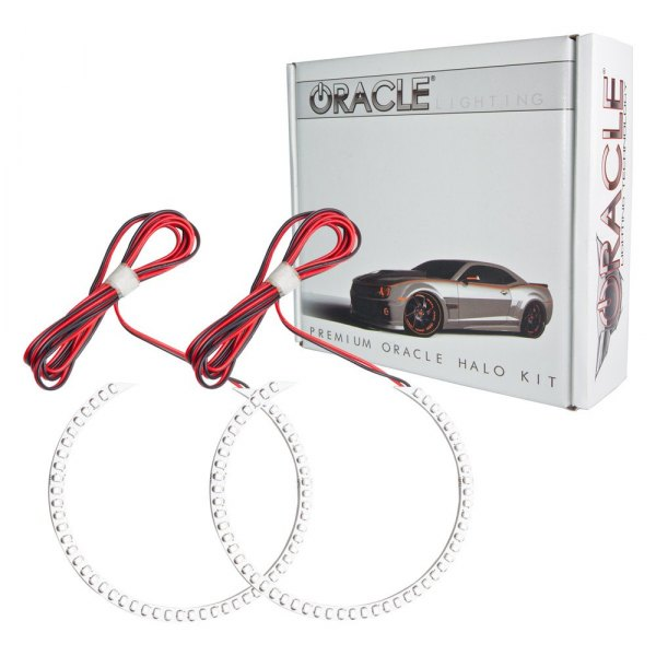 Oracle Lighting® - SMD Red Halo Kit for Headlights