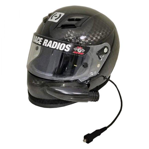 PCI Race Radios® - HJC HX-10 III RaceAir SA 2015 Forced Air Helmet