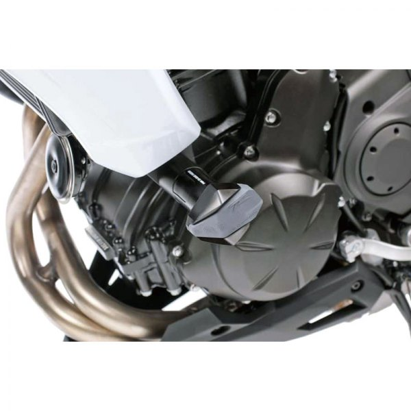 Gold Hose /& Stainless Green Banjos Pro Braking PBR0616-GLD-GRE Rear Braided Brake Line