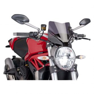 Sport Ducati Hypermotard 950//SP 19 C//Black Puig Windshield New GEN