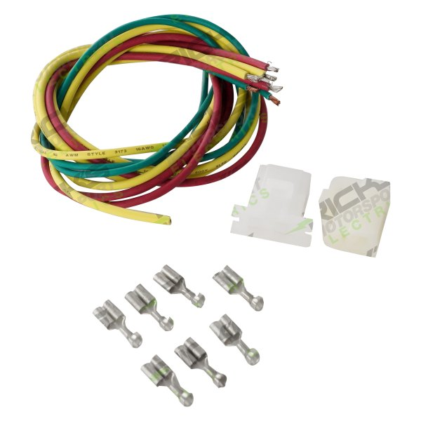 Rick's Motorsport Electrics® 11-108 - Wiring Harness Connector Kit -  MOTORCYCLEiD.comMotorcycle ID