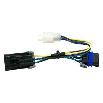 rivco� - 6-pin plug-n-play motorcycle trailer wiring sub-