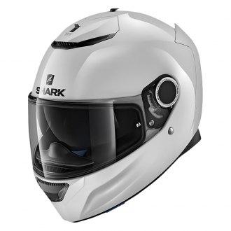 Shark Unisex-Adult Flip-Up Helmet Black//Chrome, L - 59-60 cm - 23.2-23.6