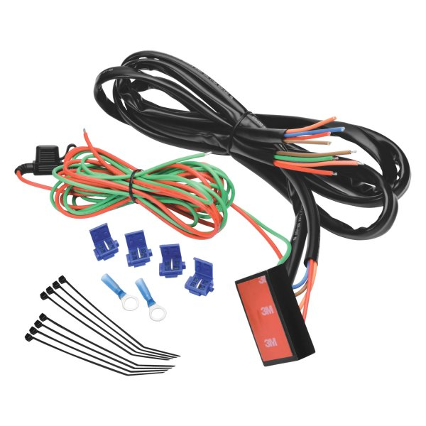 Show Chrome® 16-125 - Electronically Isolated Trailer Wire Harness -  MOTORCYCLEiD.comMOTORCYCLE iD