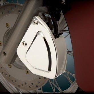 Show Chrome Accessories 71-125 Rear Brake Caliper Cover