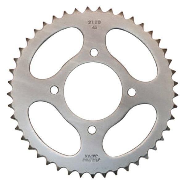 Sunstar 2-212645 45-Teeth 428 Chain Size Rear Steel Sprocket