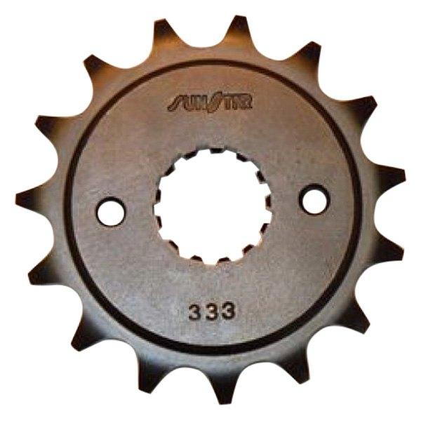 Sunstar 33315 15-Teeth 520 Chain Size Front Countershaft Sprocket
