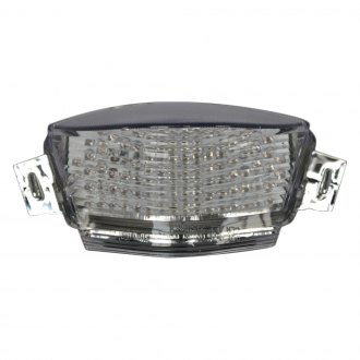 Top Zone TZK-028-INT Clear Integrated Tail Light