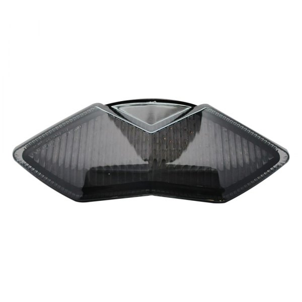 Smoke Sequential LED Tail Light TZK-306-SQL-S Top Zone