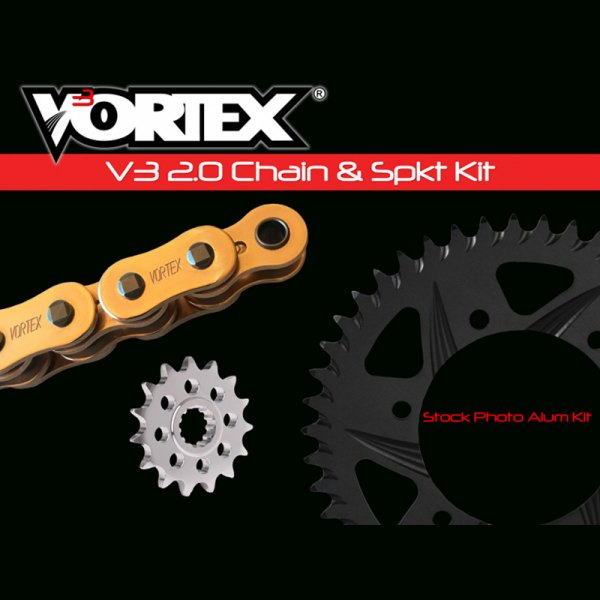 Vortex 269DK-37 Silver 37-Tooth Rear Sprocket