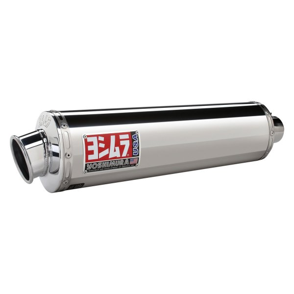 Yoshimura 199315 RS-3 Bolt-On Muffler Aluminum Sleeve
