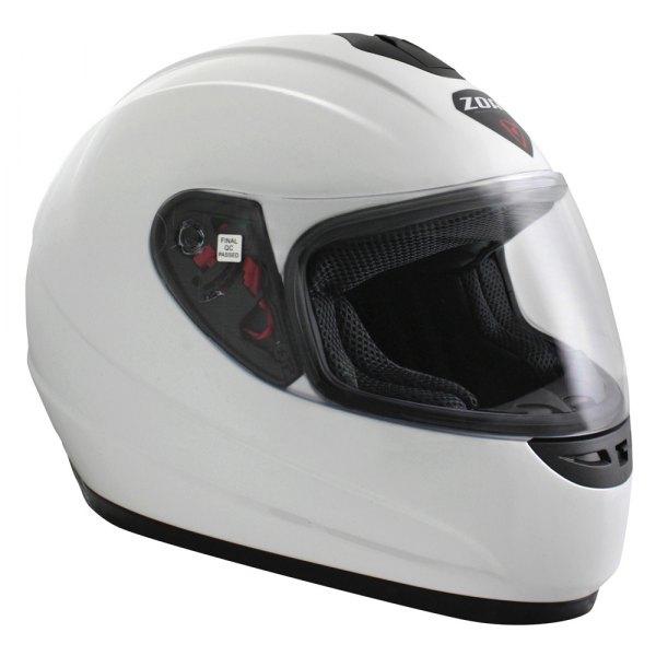 Zoan Helmets® - Thunder Street Solid Full Face Helmet